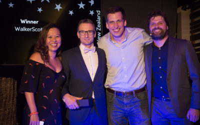 Walkerscott Wins MYOB Award
